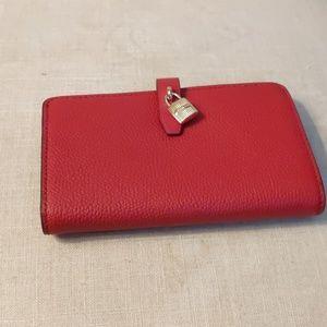 Michael Kors lock wallet